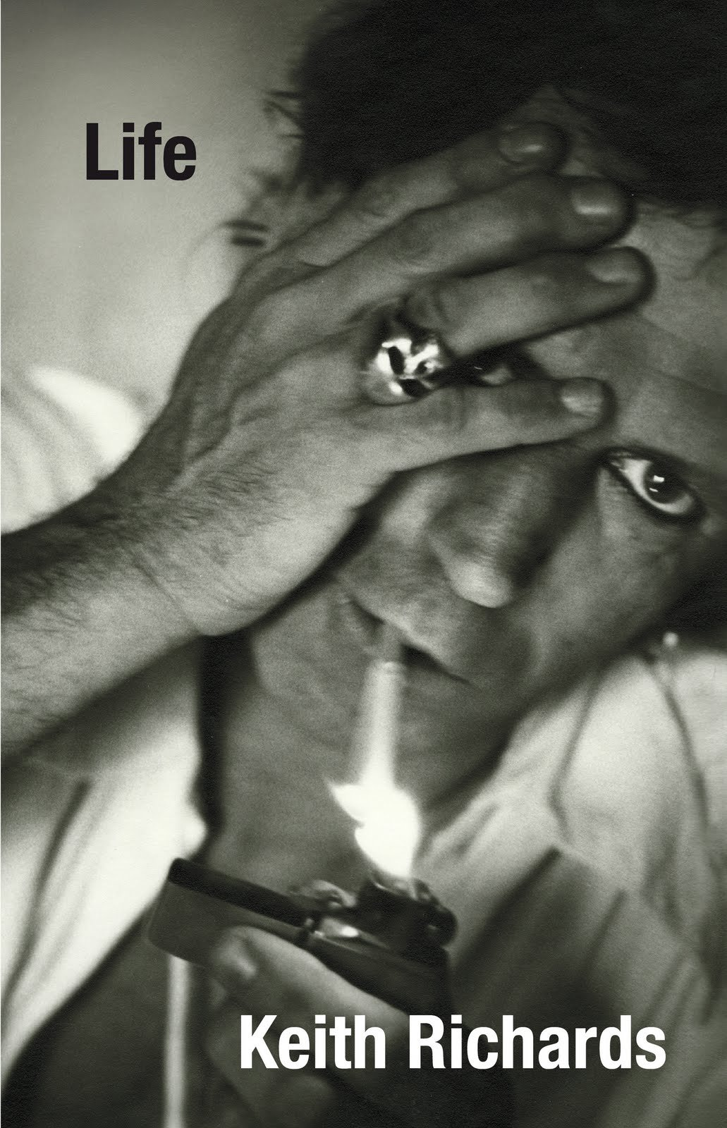 Keith Richards' Life book cover
