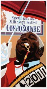 Jazz Fest 2011 Poster