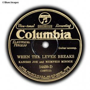 Memphis Minnie & Kansas Joe - When The Levee Breaks