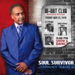 Johnny Rawls - Soul Survivor Cover