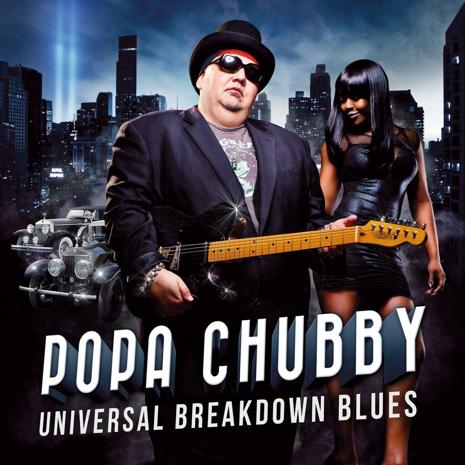 Popa Chubby - Universal Breakdown Blues