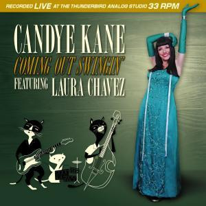 candye kane-coming out swingin cvr