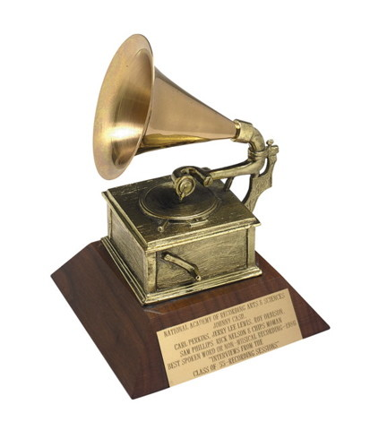 A Grammy Award for Sun Records, Memphis, Tennessee