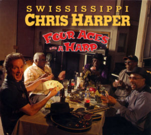 Chris Harper - Four Aces and a Harp
