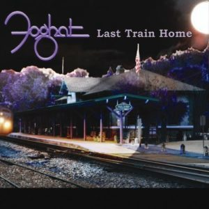 Foghat - Last Train Home Album Cover