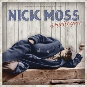Nick Moss - Priviledged album cover