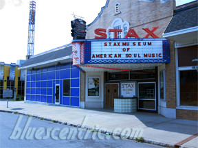 Stax Records, Memphis, Tennessee