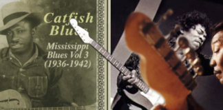Catfish Blues Feature - Jimi Hendrix, Muddy Waters, Robert Petway