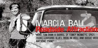 Marcia Ball - Roadside Attractions Promo (narrow)
