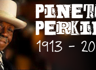 Pinetop Perkins Passing Featured