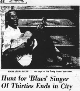 Son House Found