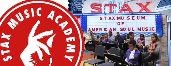 Stax Records & Stax Music Academy Featured