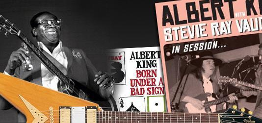 Albert King Featured