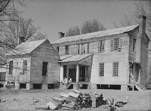 Pettway Plantation, GeesBend, Alabama