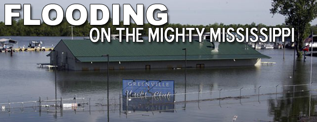 Mississippi Flood 2011 FEATURED