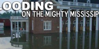 Mississippi Flood Vicksburg FEATURED