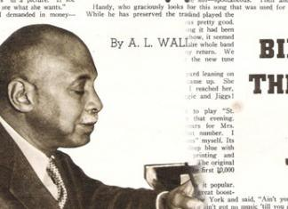 Behind The Keys WC Handy FEATURED