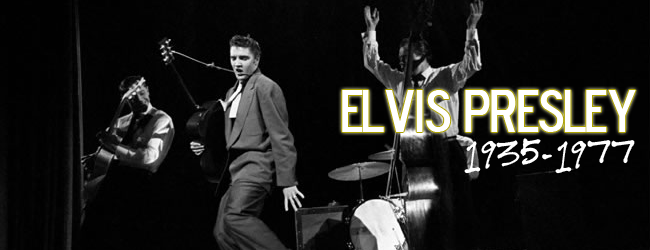 Elvis Presley FEATURED