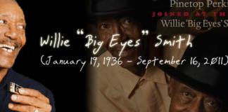 Willie Big Eyes Smith FEATURED