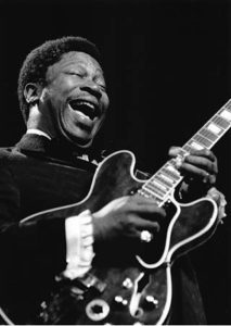 B.B. King - (Photo by Paul G. Deker)