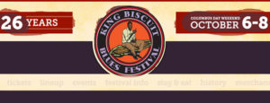 King Biscuit Festival FEATURED