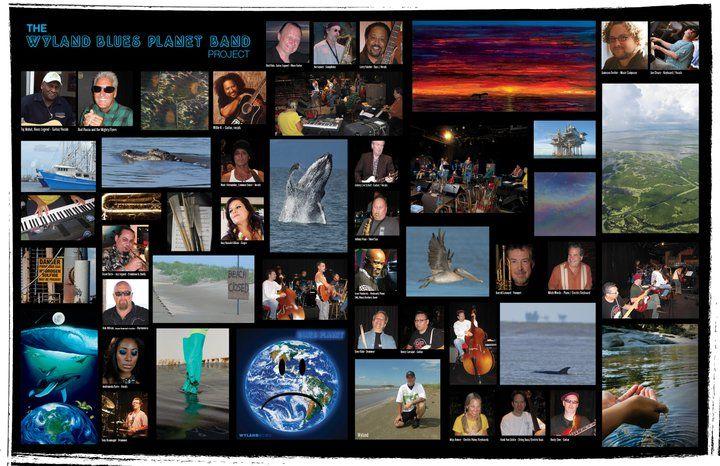 Wyland Blues Planet