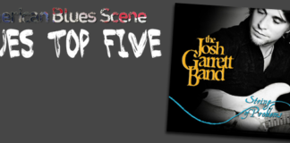Blues Top Five Weekly FEATURED Josh Garrett