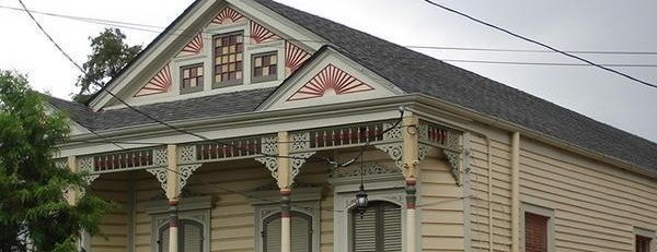 Treme House... not of the Rising Sun