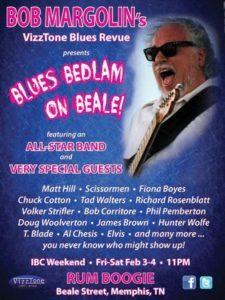 Bob Margolin VizzTone Blues Revue