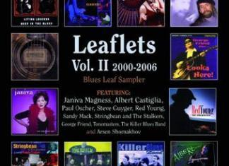 Leaflets Volume 2 Album Cover