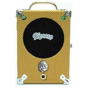 The famous Pignose Amplifier