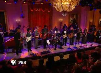 "White House Blues All Star Event, with Troy ""Trombone Shorty"" Andrews & Orleans Avenue, Derek Trucks, Jeff Beck, BB King, Shemekia Copeland, Warren Haynes, Keb' Mo', Susan Tedeschi, and Gary Clark, Jr."