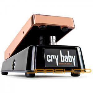The Dunlop Joe Bonamassa Signature Cry Baby Wah Pedal