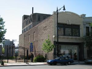 2120 S. Michigan Avenue - the former site of Chess Records and current site of Blues Heaven