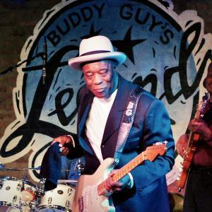 Buddy Guy at Buddy Guy's Legends