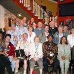 Delta Music Experience's 2008 group in Clarksdale, Mississippi