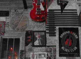 Ground Zero Blues Club FEATURED
