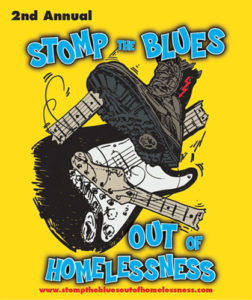 Stomp the Blues out of Homelessness