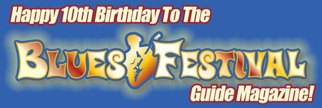 Blues Festival Guide Happy Birthday