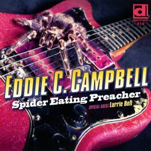 Eddie C Campbell - Spider Eating Preacher