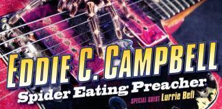 Eddie C Campbell - Spider Eating Preacher