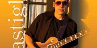 Albert Castiglia - Livin The Dream FEATURED