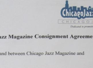Chicago Jazz Magazine at Chicago Blues Festival