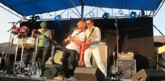 Royal Southern Brotherhood at Spirit of Kansas Blues Festival
