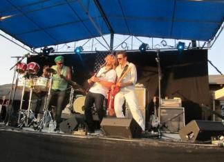 Royal Southern Brotherhood at Spirit of Kansas Blues Festival