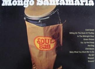Mongo Santamaria - Soul Bag