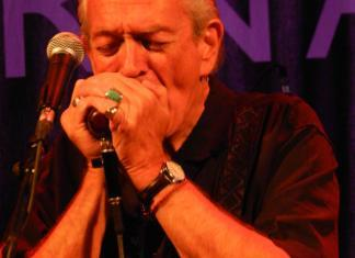 Charlie Musselwhite at Mount Tremblant International Blues Festival