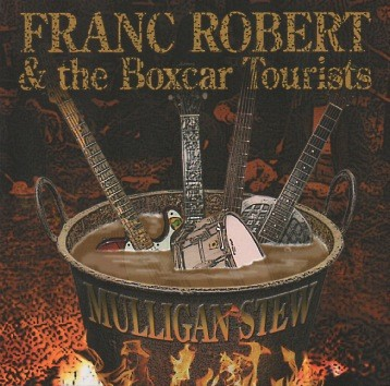 Franc Robert - Mulligan Stew Cover
