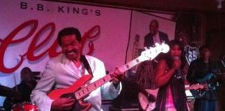Bobby Rush at Club Ebony during Bridging the Blues