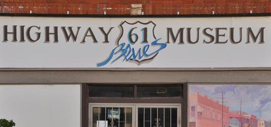 Highway 61 Museum FEATURED